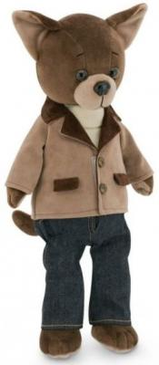 Мягкая игрушка Чихуа Alex Модный стиль 25 малышарики мягкая игрушка собака бассет хаунд 23 см
