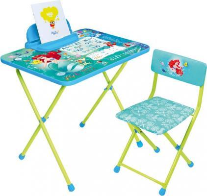 Набор мебели НИКА Disney. Русалочка Д4РУ набор детской мебели ника disney д2у синий