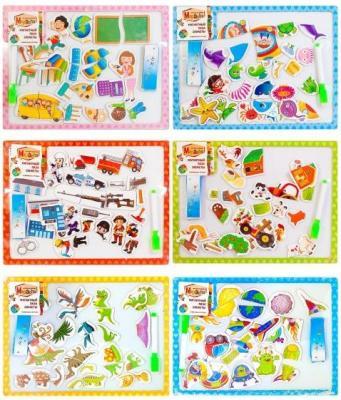 Купить Пазл Mapacha Сюжеты 76659, Пазлы для малышей
