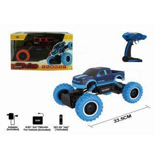 Машинка на радиоуправлении Наша Игрушка Машина синий от 3 лет пластик, металл M7370-1 игрушка на радиоуправлении jjrc h12c dfd f181 fpv hd 5 0mp nswb d 8 3