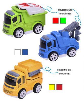 Инерционная машинка Shantou Gepai Спецтранспорт 0783-56 разноцветный в ассортименте автомобильный держатель hentington hk 1020 черный