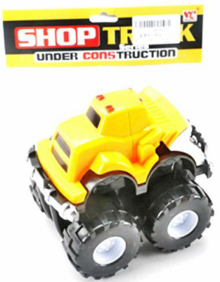 Джип Shantou Gepai Shop Truck - Джип желтый 685A-F