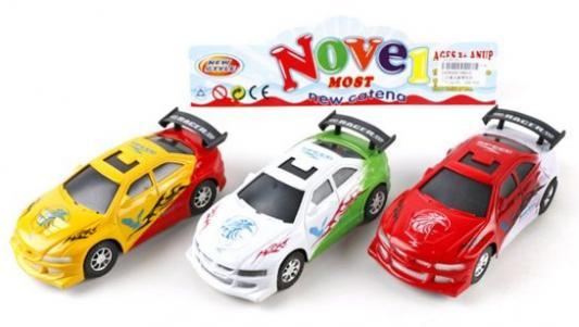 Автомобиль Наша Игрушка Гонка 28615 цвет в ассортименте игрушка