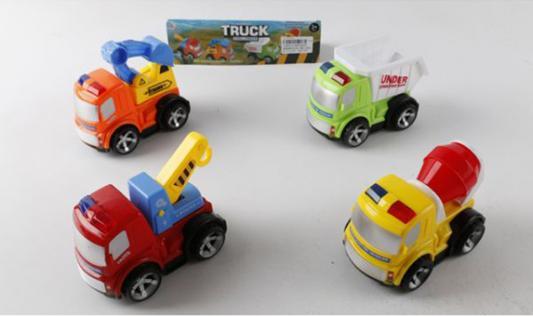 Автомобиль Наша Игрушка Truck - Строительная техника цвет в ассортименте 8806ABCD автомобиль наша игрушка truck строительная техника цвет в ассортименте 8806abcd