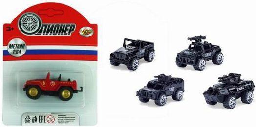 Джип Наша Игрушка Спецназ цвет в ассортименте M7356-3 игрушка bauer спецназ 285