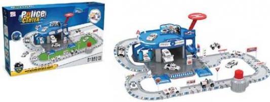 Игровой набор Наша Игрушка Полиция синий TH8561 игровой набор наша игрушка полиция a505 11