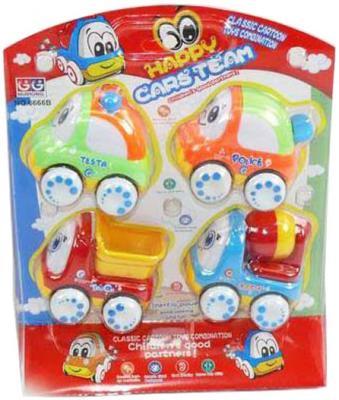 Набор Наша Игрушка Веселая стройка разноцветный 6666B игрушка