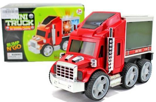 Грузовик Наша Игрушка Y19035004 красный игрушка