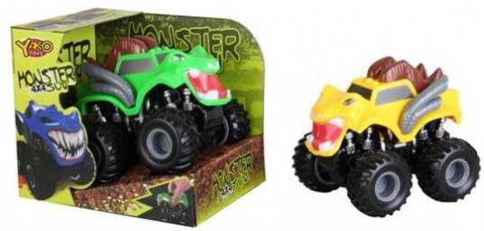 Внедорожник Наша Игрушка Монстры цвет в ассортименте 8403R-4 машина наша игрушка внедорожник бежевый 6138g