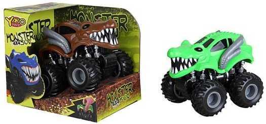 Внедорожник Наша Игрушка Монстры цвет в ассортименте 8403R-5 игрушка