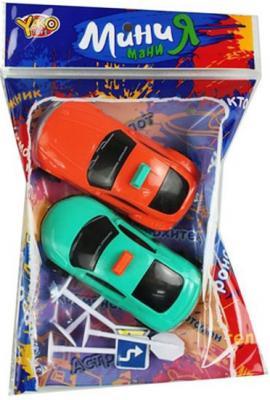 Набор Наша Игрушка Машинки разноцветный M7151 игрушечные машинки и техника наша игрушка бигфуты