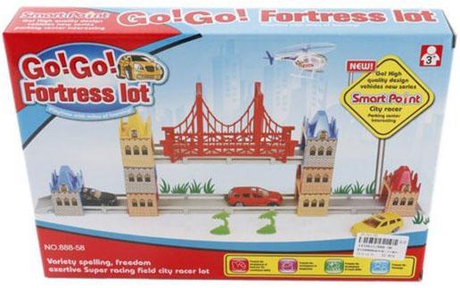 Набор Наша Игрушка Бруклинский мост разноцветный 888-58 игрушка