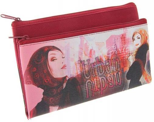 Фото - Пенал-кошелёк URBAN GIRL,ткань, дизайн 200х130 мм пенал dakine lunch box 5 l augusta