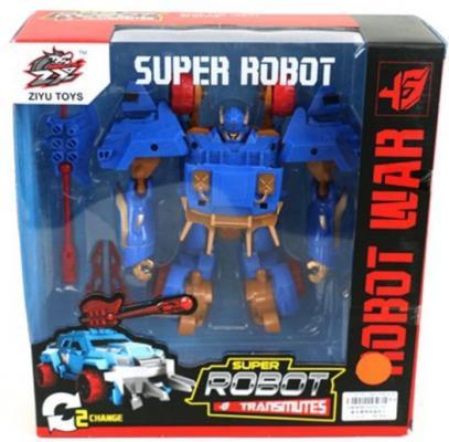 Машина-трансформер Наша Игрушка Робот-машина L015-13
