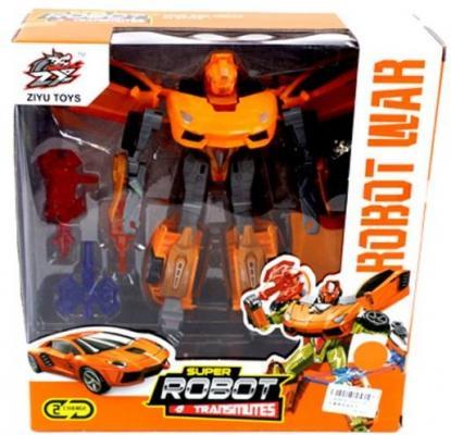 Купить Машина-трансформер Наша Игрушка Робот-машина L015-20, Игрушки-трансформеры
