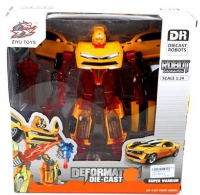 Купить Машина-трансформер Наша Игрушка Робот-машина L015-15A, Игрушки-трансформеры