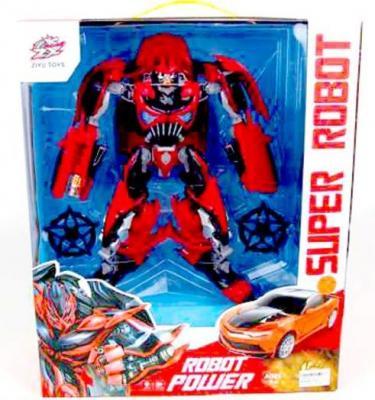 Машина-трансформер Наша Игрушка Робот-машина L015-27