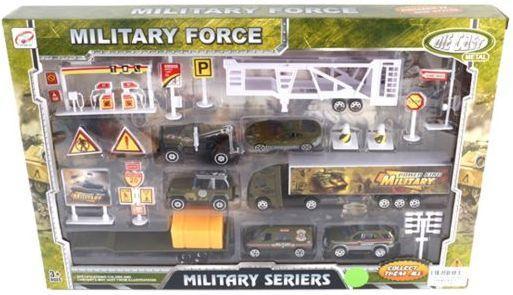 Набор Наша Игрушка Военная техника TH398-38B игрушка
