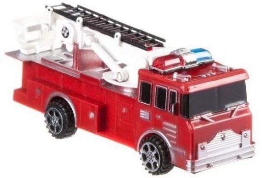 Пожарная машина Zhorya Пожарная машина красный В71342 smoby пожарная машина 3308358