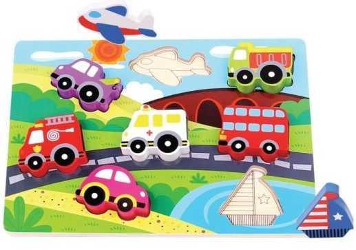 Набор Mapacha Машинки разноцветный 76727 деревянные игрушки mapacha игровой набор mapacha забей шарик