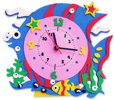 Набор для творчества Часы Рыбка