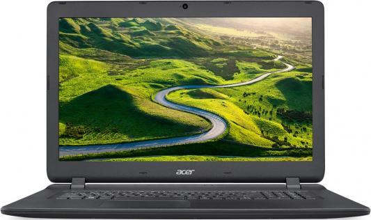 Ноутбук Acer Aspire ES1-732-P0Z2 17.3 1600x900 Intel Pentium-N4200 NX.GH4ER.025 ноутбук acer aspire es1 732 p6wm pentium n4200 8gb 1tb dvd rw intel hd graphics 505 17 3 hd 1600x900 linux black wifi bt