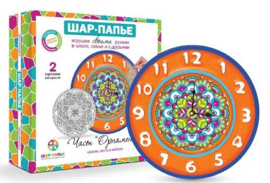 Набор для творчества Часы. Орнамент набор для творчества шар папье петушок от 5 лет в02701