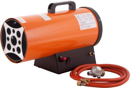 Тепловая пушка газовая WWQ GH-10 10000 Вт ручка для переноски чёрный оранжевый цена