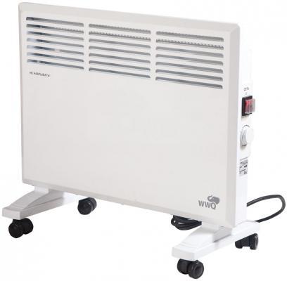 все цены на Конвектор WWQ KM-15 1500 Вт термостат белый онлайн