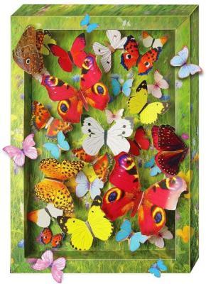 Набор для тв-ва Объемная картинка Взлетающие бабочки