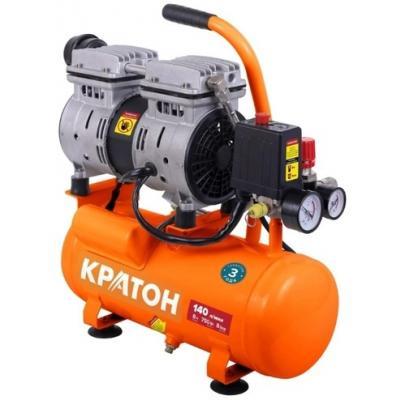 Компрессор КРАТОН AC-140-8-OFS 0,75кВт компрессор автомобильный кратон ac 240 10 45