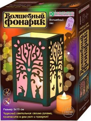 Набор для изг-ния фонарика Волшебный лес цена