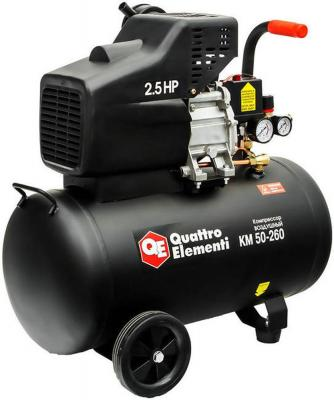 Компрессор Quattro Elementi 248-498 KM 1,8кВт масляный поршневой компрессор quattro elementi vento 50 770 254