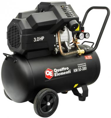 Компрессор Quattro Elementi KM 50-380 2.2кВт стоимость