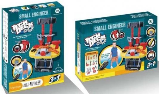Набор инструментов Наша Игрушка Передвижная мастерская 30 предметов Y14016076 игрушка
