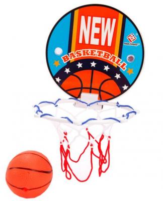 Набор для игры в баскетбол Наша Игрушка Чемпион 3 предмета игровой набор для купания баскетбол bkids