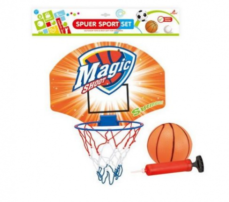 Набор для игры в баскетбол Наша Игрушка Экстрим 4 предмета игровой набор для купания баскетбол bkids