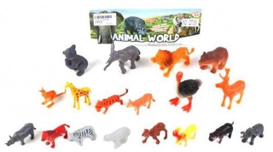 Купить Набор фигурок Наша Игрушка Мир диких животных QT058, Детские фигурки