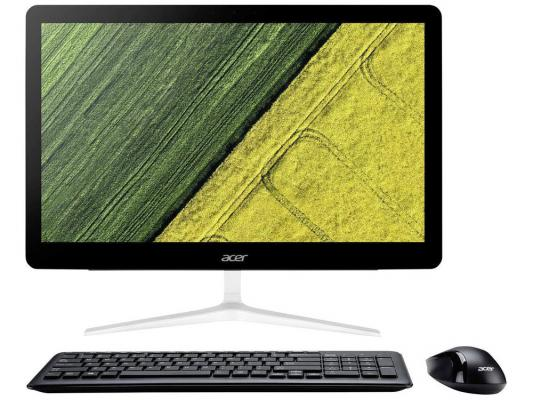 Моноблок 23.8 Acer Aspire Z24-880 1920 x 1080 Intel Core i5-7400T 8Gb 1Tb GeForce GT 940MX 2048 Мб Windows 10 Home серебристый DQ.B8TER.018