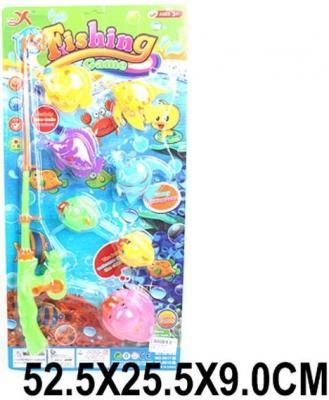 Магнитная игра Наша Игрушка логическая Набор для рыбалки 8818 бот для рыбалки archeage
