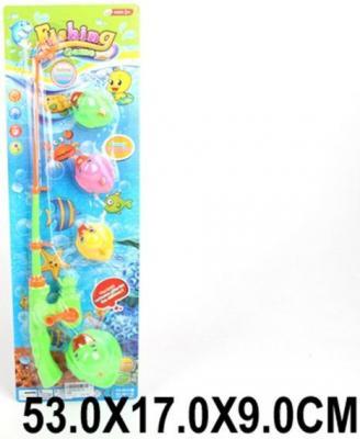 Магнитная игра Наша Игрушка рыбалка Уточки 8811B цена
