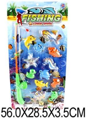 Магнитная игра Наша Игрушка рыбалка Набор для рыбалки 22-C бот для рыбалки archeage