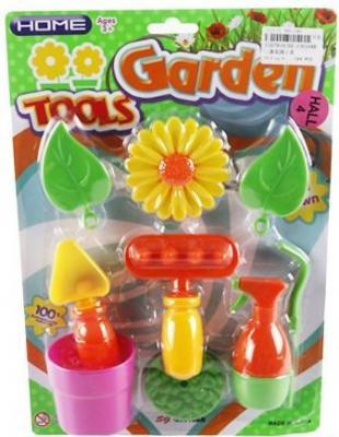 Набор Наша Игрушка Маленький садовник 8 предметов SG-23010AB игрушка