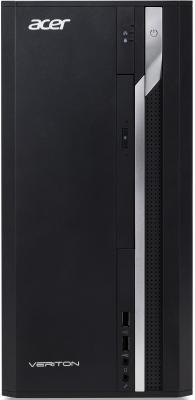 ПК Acer Veriton ES2710G MT i3 7100 (3.9)/4Gb/SSD256Gb/HDG630/Windows 10 Professional/GbitEth/черный