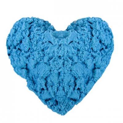 Кинетический песок 0,5 кг, Синий