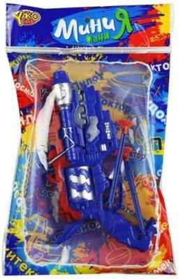 Бластер Наша Игрушка Бластер синий M7111 игрушка