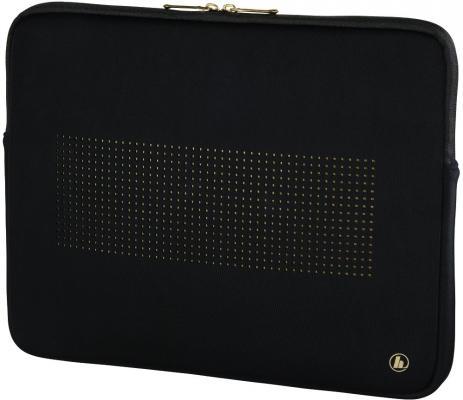 Чехол для ноутбука 15.6 HAMA Neoprene 00101796 неопрен черный золотистый чехол для ноутбука 13 3 hama bag organiser черный неопрен 00101789