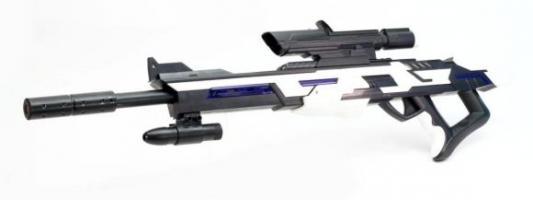 Винтовка Наша Игрушка Винтовка черный белый ES873-785A пистонная винтовка dakota