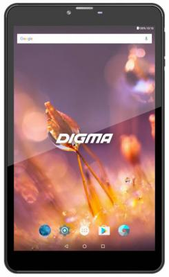 Планшет Digma CITI 8527 4G 8 16Gb Black Wi-Fi 3G Bluetooth LTE Android CS8139ML планшет archos core 70 3g 6 95 16gb red white wi fi bluetooth 3g lte android 503618