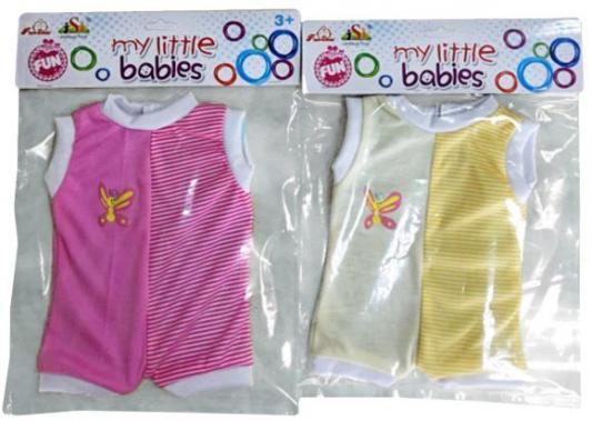 Одежда для кукол Наша Игрушка Боди Бабочка для куклы 39-45 см 1607